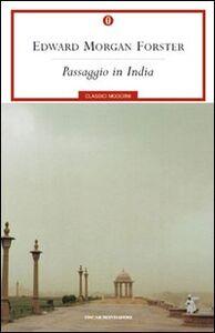 Libro Passaggio in India Edward M. Forster