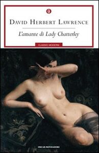 Libro L' amante di lady Chatterley David H. Lawrence