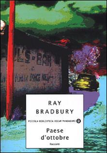 Paese d'ottobre - Ray Bradbury - copertina