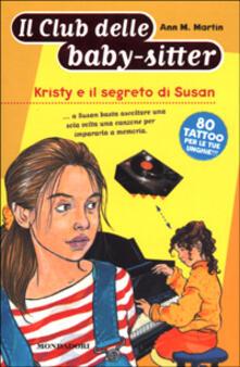 Capturtokyoedition.it Kristy e il segreto di Susan Image