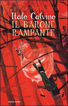 Il barone rampante - Italo Calvino - copertina
