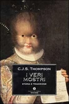 Fondazionesergioperlamusica.it I veri mostri. Storia e tradizione Image
