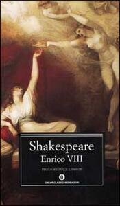 Enrico VIII. Testo inglese a fronte