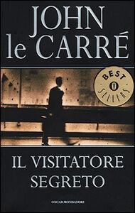 Libro Il visitatore segreto John Le Carré