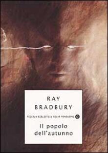 Il popolo dell'autunno - Ray Bradbury - copertina