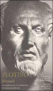 Libro Enneadi. Testo greco a fronte Plotino