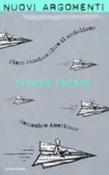 Adiaphora.it Nuovi argomenti. Vol. 19: Cinque esordi. Image