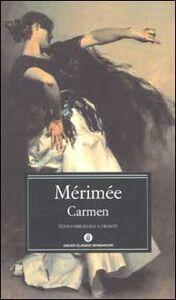 Libro Carmen Prosper Mérimée