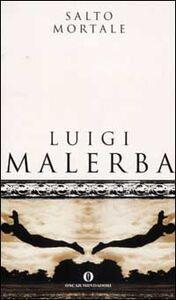 Libro Salto mortale Luigi Malerba