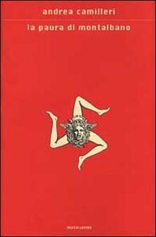 La paura di Montalbano - Andrea Camilleri - copertina