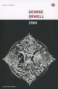 Libro 1984 George Orwell