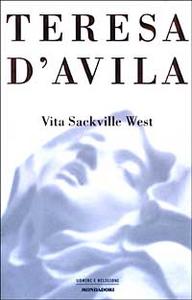 Libro Teresa d'Avila Vita Sackville-West