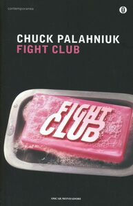 Libro Fight club Chuck Palahniuk