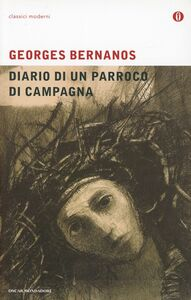 Libro Diario di un parroco di campagna Georges Bernanos