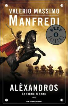 Camfeed.it Aléxandros. Vol. 2: Le sabbie di Amon. Image