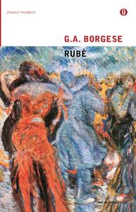 Libro Rubè Giuseppe A. Borgese