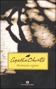 Avversario segreto - Agatha Christie - copertina