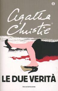 Libro Le due verità Agatha Christie