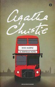 Libro Miss Marple al Bertram hotel Agatha Christie