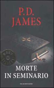 Libro Morte in seminario P. D. James