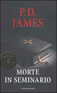 Libro Morte in seminario P. D. James