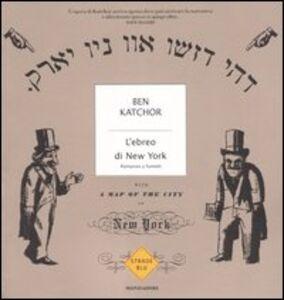 Libro L' ebreo di New York Ben Katchor