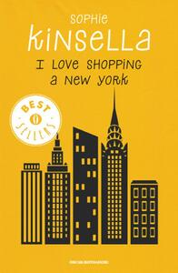 I love shopping a New York