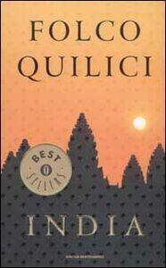 Libro India Folco Quilici