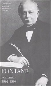 Foto Cover di Romanzi. Vol. 2: 1892-1898., Libro di Theodor Fontane, edito da Mondadori