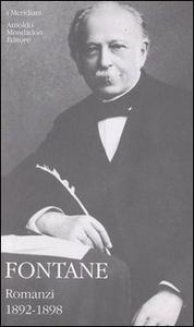 Libro Romanzi. Vol. 2: 1892-1898. Theodor Fontane