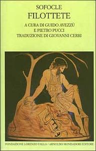 Libro Filottete. Testo greco a fronte Sofocle