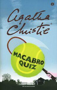 Libro Macabro quiz Agatha Christie