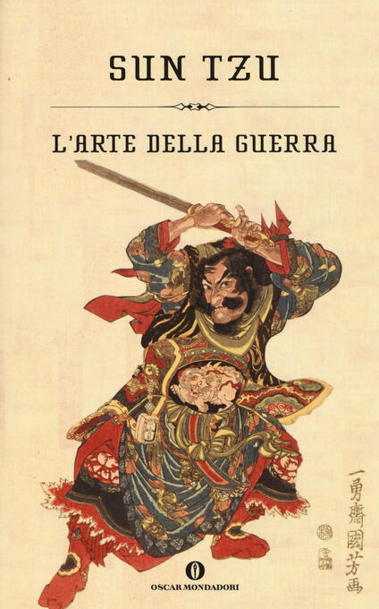 L' arte della guerra - Tzu Sun - copertina