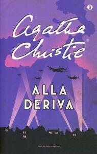 Libro Alla deriva Agatha Christie