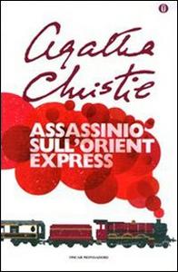 Libro Assassinio sull'Orient Express Agatha Christie