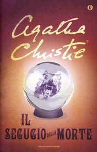 Libro Il segugio della morte Agatha Christie