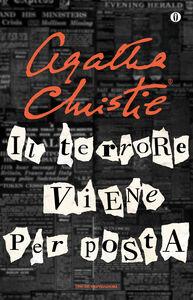 Foto Cover di Il terrore viene per posta, Libro di Agatha Christie, edito da Mondadori