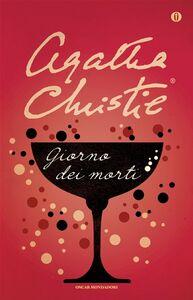 Foto Cover di Giorno dei morti, Libro di Agatha Christie, edito da Mondadori