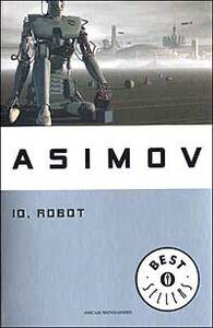Libro Io, robot Isaac Asimov