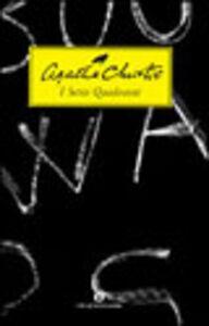 Foto Cover di I sette quadranti, Libro di Agatha Christie, edito da Mondadori