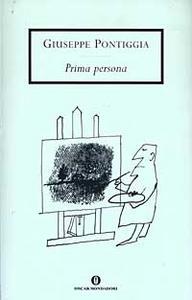 Libro Prima persona Giuseppe Pontiggia