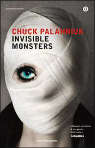 Libro Invisible monsters Chuck Palahniuk