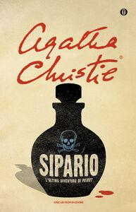 Foto Cover di Sipario, l'ultima avventura di Poirot, Libro di Agatha Christie, edito da Mondadori