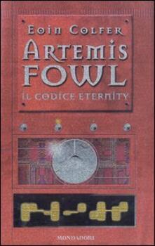 Ristorantezintonio.it Il codice eternity. Artemis Fowl Image