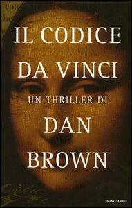 Foto Cover di Il Codice da Vinci, Libro di Dan Brown, edito da Mondadori
