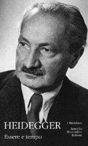 Libro Essere e tempo. Testo tedesco a fronte Martin Heidegger