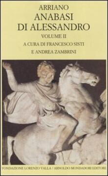 Anabasi di Alessandro. Testo greco a fronte. Vol. 2.pdf
