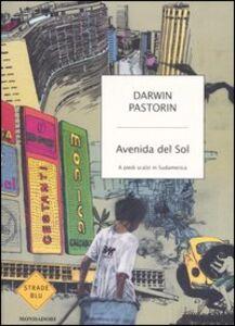 Libro Avenida del Sol. A piedi scalzi in Sudamerica Darwin Pastorin