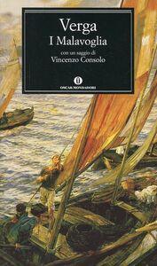 Foto Cover di I Malavoglia, Libro di Giovanni Verga, edito da Mondadori
