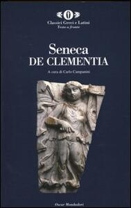 De Clementia. Testo latino a fronte